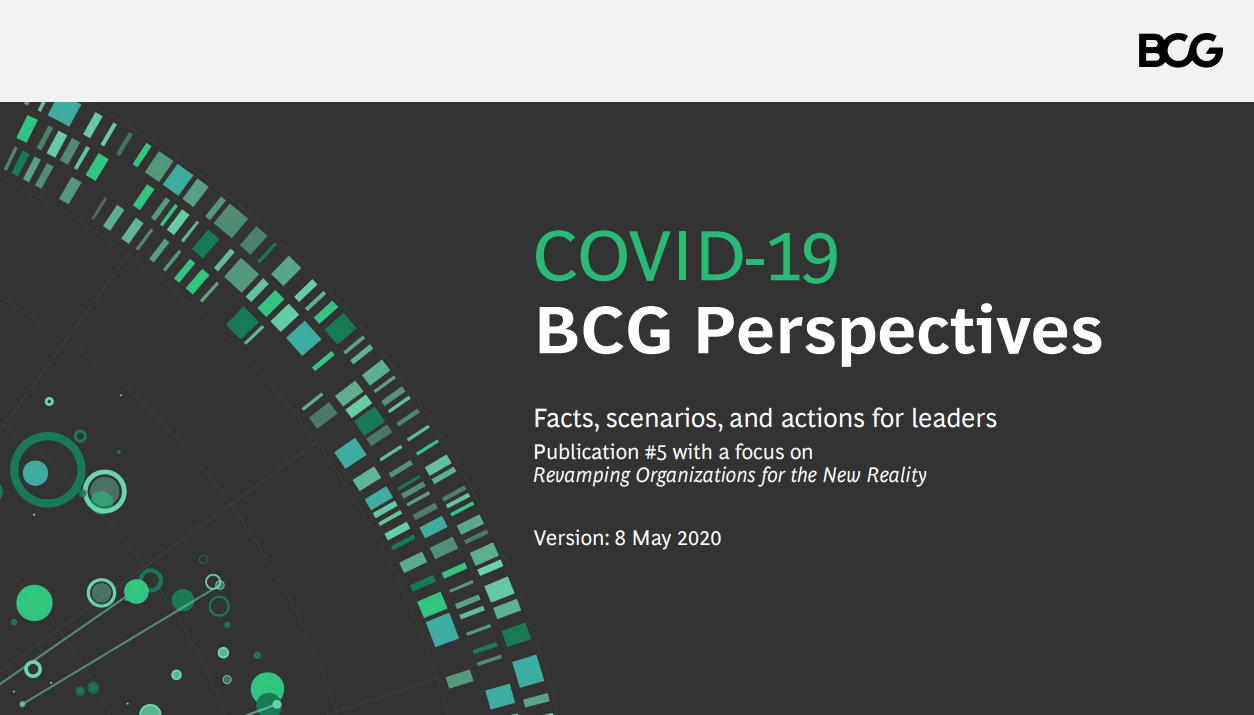 BCG COVID-19 Perspectives