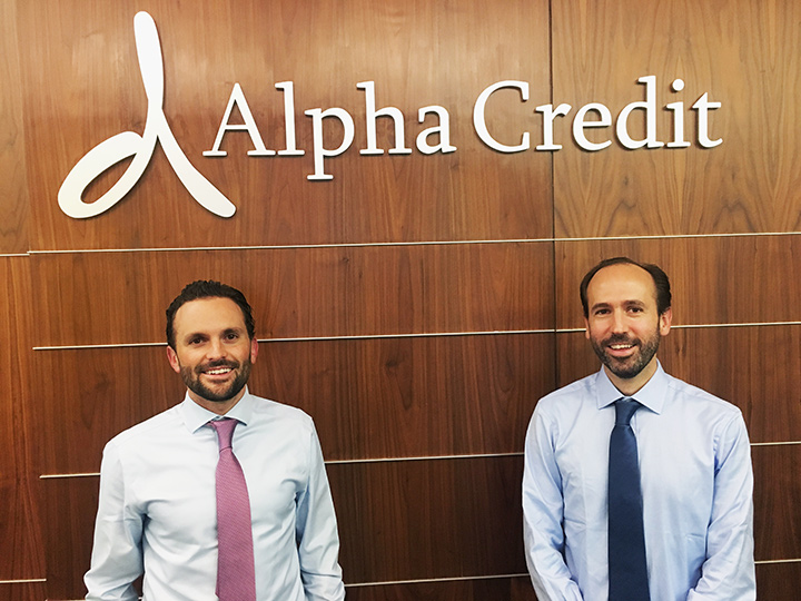 Jose Luis Orozco & Augusto Alvarez, Co-CEOs, Alphacredit